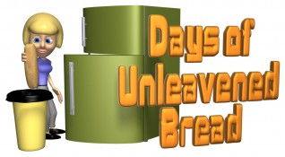 Days of Unleavened Bread