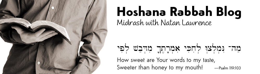 Hoshana Rabbah Blog