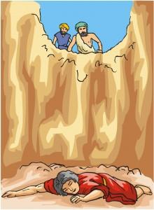 Joseph in pit 20282749