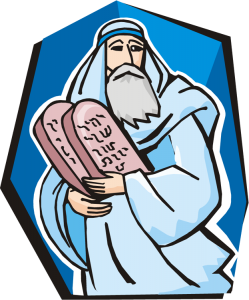 Moses 10 Cs 1