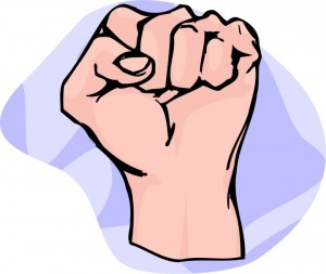 Fist 14522398