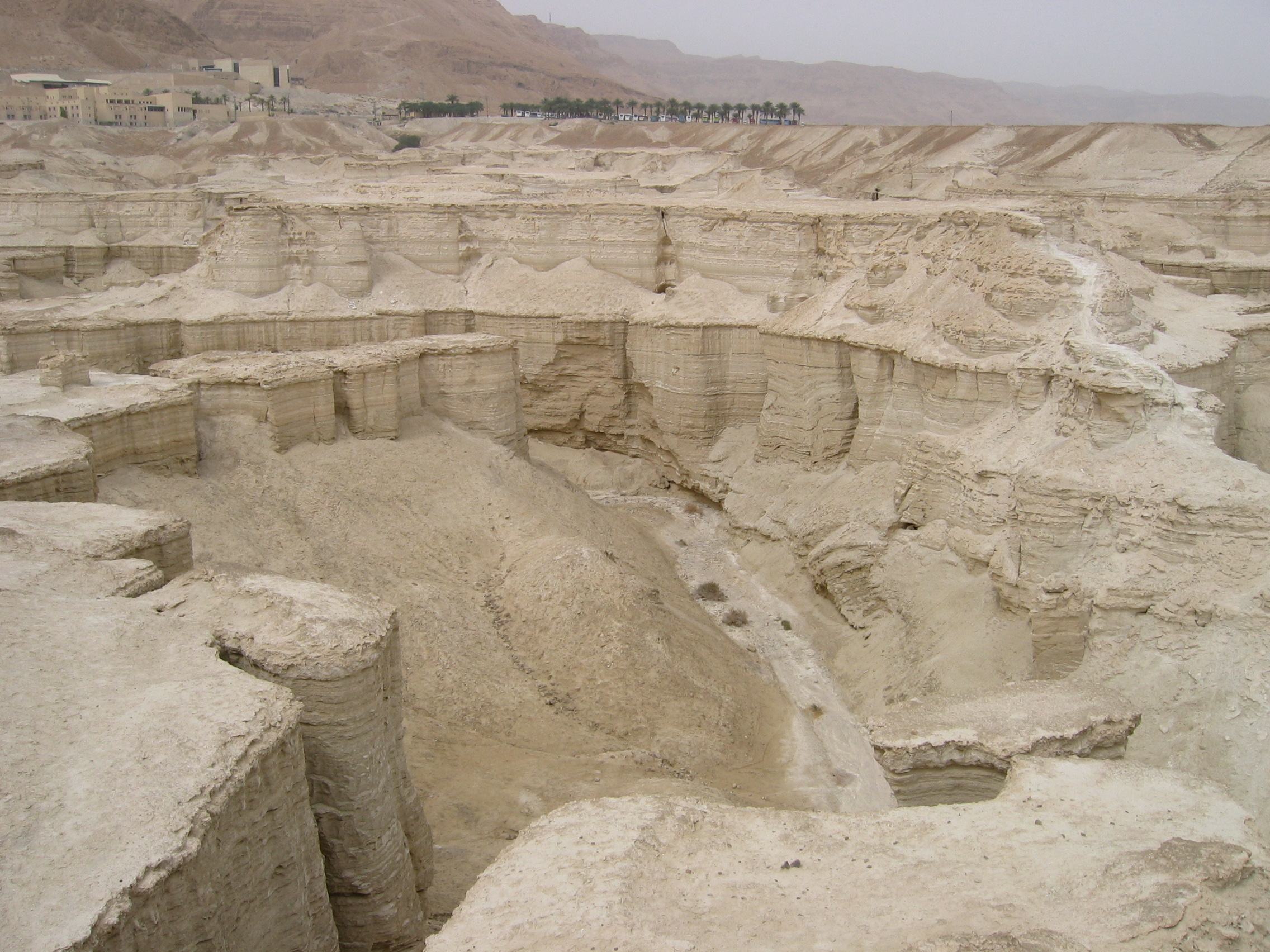 The area around what many believe to the location of ancient Sodom and Gomorrah.