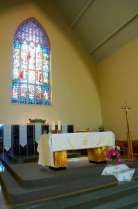 Church altar 60505979