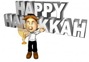 Hanukkah, Happy 2-33399066