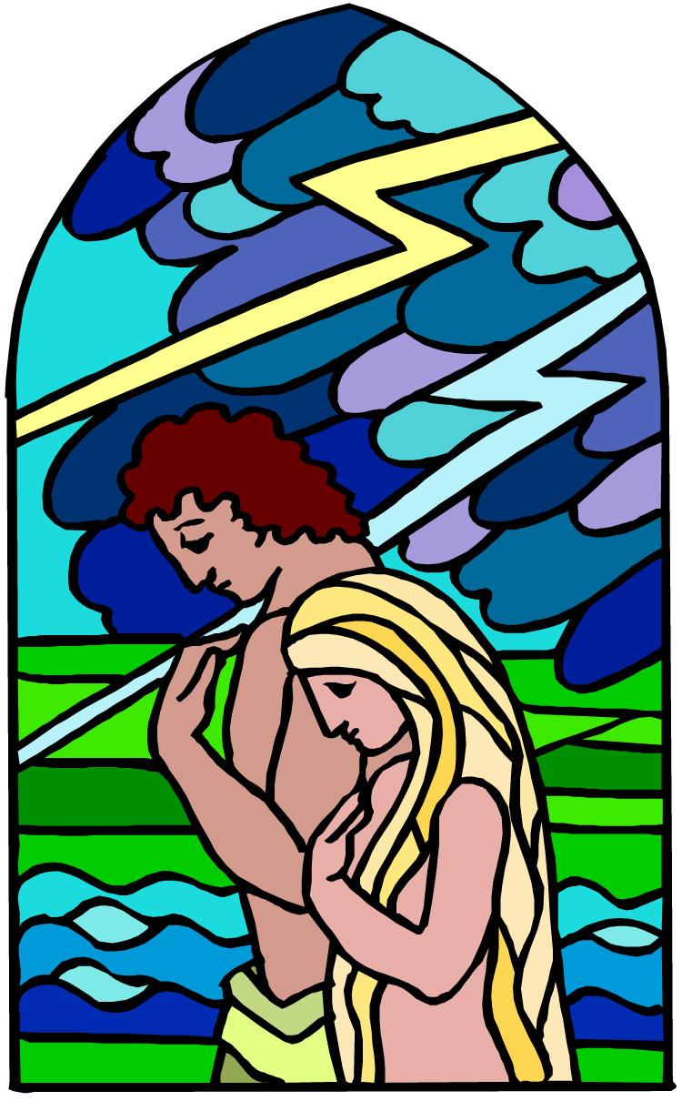 Adam:Eve leaving Eden 2 20691268