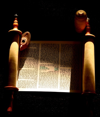 Torah is your light to the nations!