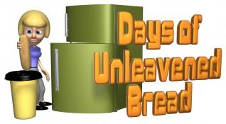 Days of Unleavened Bread